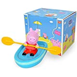 ペッパピッグ 子供のおもちゃ お風呂のおもちゃ ABS樹脂 プラスチックの発条のおもちゃ 、お風呂 シャワー 泳ぐ 水遊び 子供玩具 プレゼント、面白いおもちゃ