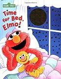 Time for Bed, Elmo (Sesame Street) (Glitter Picturebook)