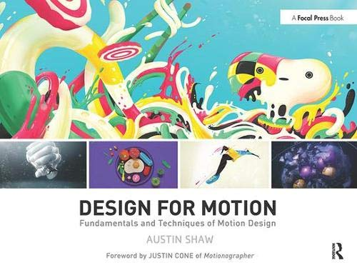 Download Design for Motion: Fundamentals and Techniques of Motion Design 1138812099