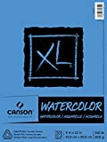 "Canson XL Watercolor Paper Pad 9""X12""-30 Sheets (並行輸入品)"