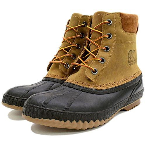 [ソレル] ブーツ メンズ シャイアン 2 Chipmunk/Black 26cm(US8)