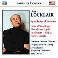 Locklair: Symphony of Seasons / Lairs of Soundings / Phoenix and Again (2007-08-28)