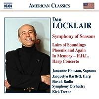Locklair: Symphony of Seasons / Lairs of Soundings / Phoenix and Again (2007-08-28)