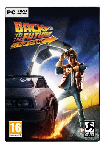 バックトゥザフューチャー:ゲーム(PC DVD)Back to the Future: The Game (PC DVD)