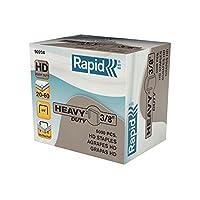 Rapid 90204 HD 3/8インチ ホッチキス針 5000/bx