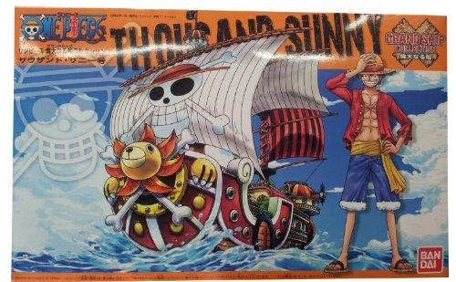 ワンピース 偉大なる船(グランドシップ)コレクション サウザンド・サニー号 (From TV animation ONE PIECE)