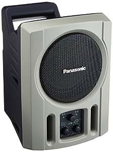 Panasonic 800 MHz帯ワイヤレスパワードスピーカー WS-X66A