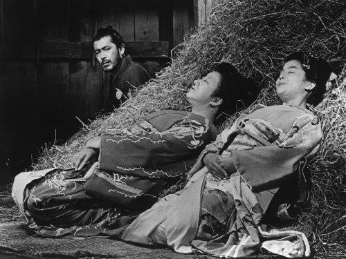 Yojimbo & Sanjuro - The Criterion Collection (用心棒 & 椿三十郎 クライテリオン版 Blu-ray 北米版)[Import]