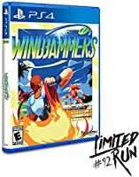 Windjammers PS4 Limited Run Games #92 (輸入版)