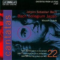Bach: Cantatas, Vol. 22 (2003-09-30)