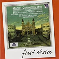 Mozart: Coronation Mass . Vesperae solennes . Exsultate, jubilate by Barbara Bonney (2012-08-03)