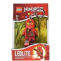 LEGO レゴライト LEDキーライト ニンジャゴー NINJAGO レッド