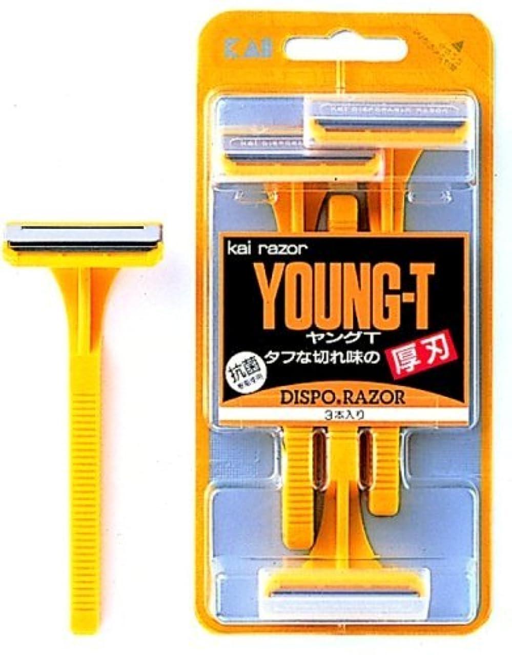 温度計ロードハウス箱YNGT-3B ヤングT 3P × 20個セット