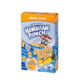 Hawaiian Punch Singles To Go Powder Sticks, Water Drink Mix, Orange Ocean, 96 Single Servings (Pack of 12)