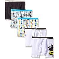 STAR WARS Boys' Classic 5pk Boxer Briefs - Multi