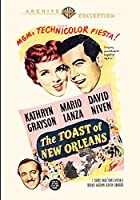 The Toast of New Orleans [DVD]