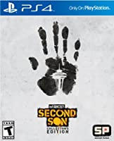 inFAMOUS: Second Son Collector's Edition - PlayStation 4 (輸入版)