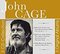 John Cage 3CD Collection