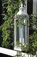 ラミネート24x 36ポスター:ランタンロマンスロマンチックライトムードランプ照明Candle熱Atmosphere装飾ホワイトContemplative古代
