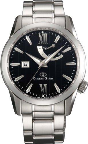 [オリエント時計] 腕時計 オリエントスター スタンダード 機械式 自動巻(手巻付) WZ0281EL シルバー