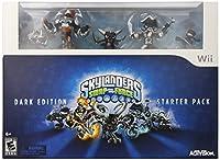 Skylanders SWAP Force Dark Edition Starter Pack - Wii [並行輸入品]