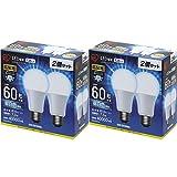 【2個×2個セット】LED電球 E26 広配光タイプ 60W形相当 昼白色 LDA7N-G-6T42P LDA7N-G-6T42P