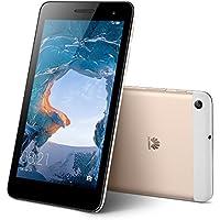 Huawei 7インチ タブレット MediaPad T1 7.0 ゴールド ※LTE, Wifiモデル RAM 2G/ROM 16G【日本正規代理店品】