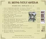 マリオ・デル・モナコ 第3 集 (Mario Del Monaco Vol.III) [輸入盤] 画像