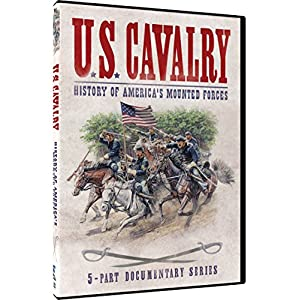 History of the Us Cavalry: 5 Part Docu-Series [DVD] [Import]