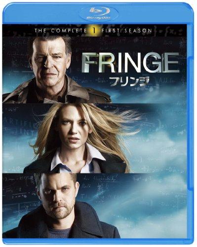 FRINGE/フリンジ <ファースト・シーズン> コンプリート・セット (6枚組) [Blu-ray]