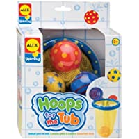 ALEX Toys Rub a Dub Hoops for the Tub by ALEX Toys [並行輸入品]