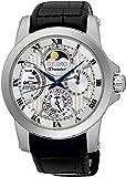 [セイコー]SEIKO 腕時計 PREMIER KINETIC MOON PHASE プルミエ キネティック ムーンフェイズ SRX011P2 メンズ [逆輸入]