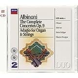 Complete Concertos Op. 9/Adagio for Organ & String