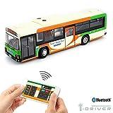 東京都交通局 都バス 1/80 スマホコントロール RC サウンド付き i-DRIVER(都バスZ510 ラジコン)数量限定