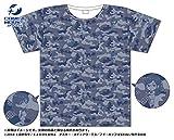ブギーポップは笑わない フルグラフィックTシャツ カモフラデザイン Lサイズ【グッズ】