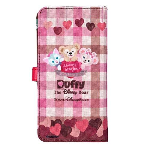 スウィート・ダッフィー2017 スマートフォンケース iPhoneケース ダッフィー&シェリーメイ&ジェラトーニ Duffy Disney スウィートダッフィー 【東京ディズニーシー限定】