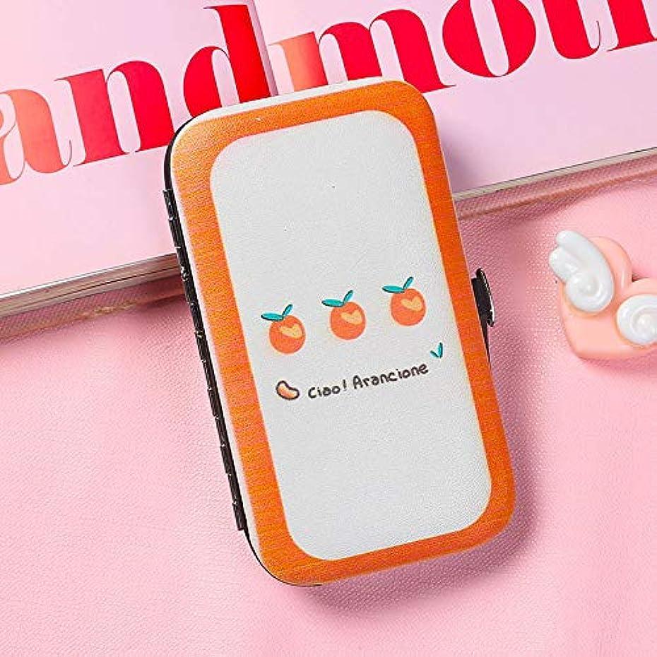 発信ジュニア探す新鮮な爪の創造的な小さなはさみ6ピースセット大人の学生のための爪ツール女の子のためのピンクの爪カッター