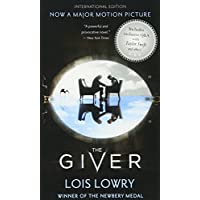 The Giver Movie Tie-In Jacket Mss Mkt (International Ed) (Giver Quartet)