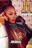 Journal: Janet Jackson American Singer Songwriter Pop Icon One Of Most Successful Recording Artist, Supplies Student Teacher, 110 blank pages, 6x 9: Watercolor Space Design, Writting, Drawing and Creative Doodling (Journals Space Design)