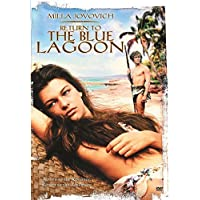 Return to the Blue Lagoon by Milla Jovovich