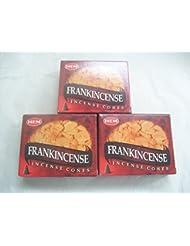 Hemフランクインセンス香コーン、3パックの10 Cones = 30 Cones