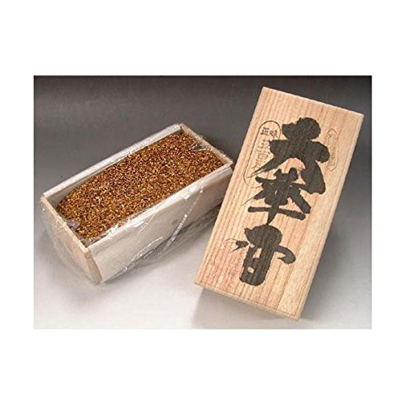 パネル山脊椎焼香 天華香(テンカコウ)500g桐箱入