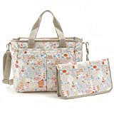 LeSportsac レスポートサック マザーバッグ 7532 Ryan Baby Bag D729 BERRIES [並行輸入商品]