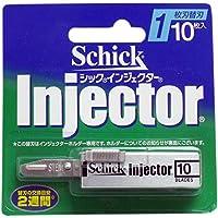 シック インジェクター 1枚刃 替刃 10枚入×5個セット(管理番号 4891228303921)