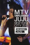 MTV UNPLUGGED JUJU[Blu-ray/ブルーレイ]