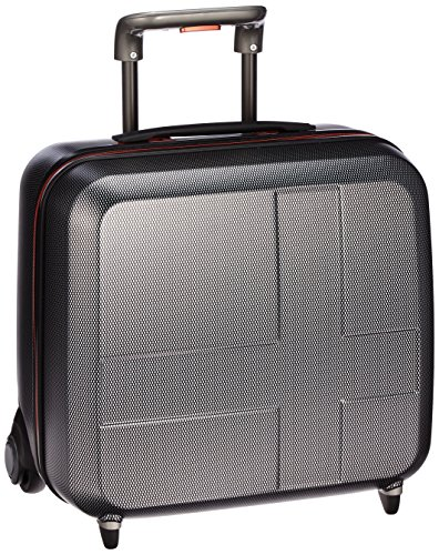 [イノベーター] innovator スーツケース 27L 2.4kg 2年保証 トートバッグ付 INV35 MATTE CARBON (マットカーボン)