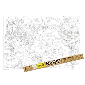 マルアイ 塗り絵 NuRIE SEKAI CH...の関連商品4