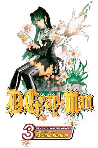 D. Gray-Man, Vol. 3 (D.Gray-Man)の詳細を見る