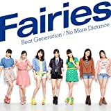 Beat Generation♪FairiesのCDジャケット