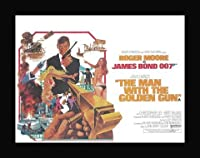 JAMES BOND (OFFICIAL) - The Man With The Golden Gun Mini Poster - 30x40cm